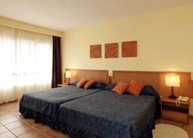 Hotel Emperador Laguna Cayo Coco rooms